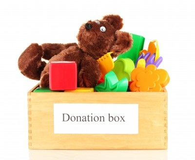 Get Yourself Organized in 2013: How to Organize Toys (Your Kid's or Yours)