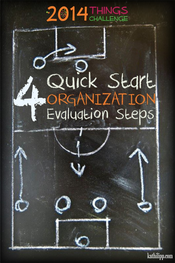4 Quick Start Organizing Eval Steps