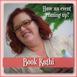 Book Kathi for your event