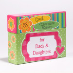 Dad Daughter Conversation Cards