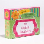 Dad Daughter Conversation Cards