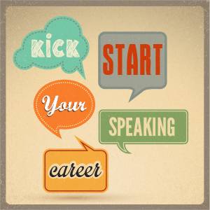 FREE WEBINAR TODAY! Kick Start Your Speaking Career