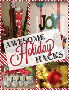 #129 Top 5 Holiday Hacks to Make your Holidays Simple AND Fun