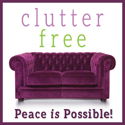 Clutter Free Makes a Difference!