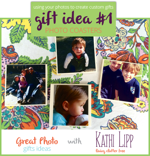Create Customized Photo Gifts – Idea #1