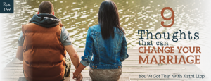 Episode #169- 9 Thoughts That Can Change Your Marriage with Sheila Wray Gregoire