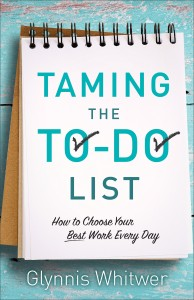 Taming the To-Do List_cover