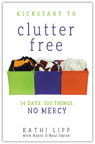3 Days Left Get our New E-Course Kickstart to Clutter Free for the Lowest Price EVER $5.99