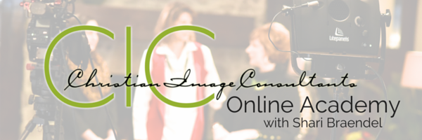 Christian Image Consultant Online Academy with Shari Braendel
