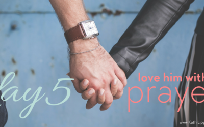 The 5 Day Love Challenge: Day 5 Love Him with Scripture