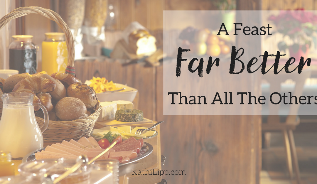 A Feast Far Better Than All Others: Finding Identity in Him