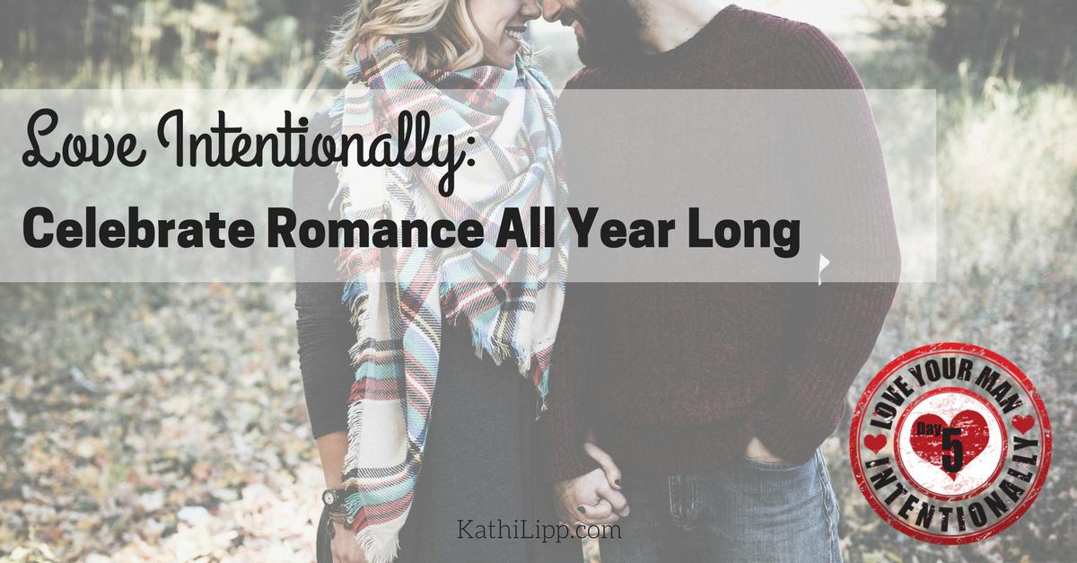 celebrating romance