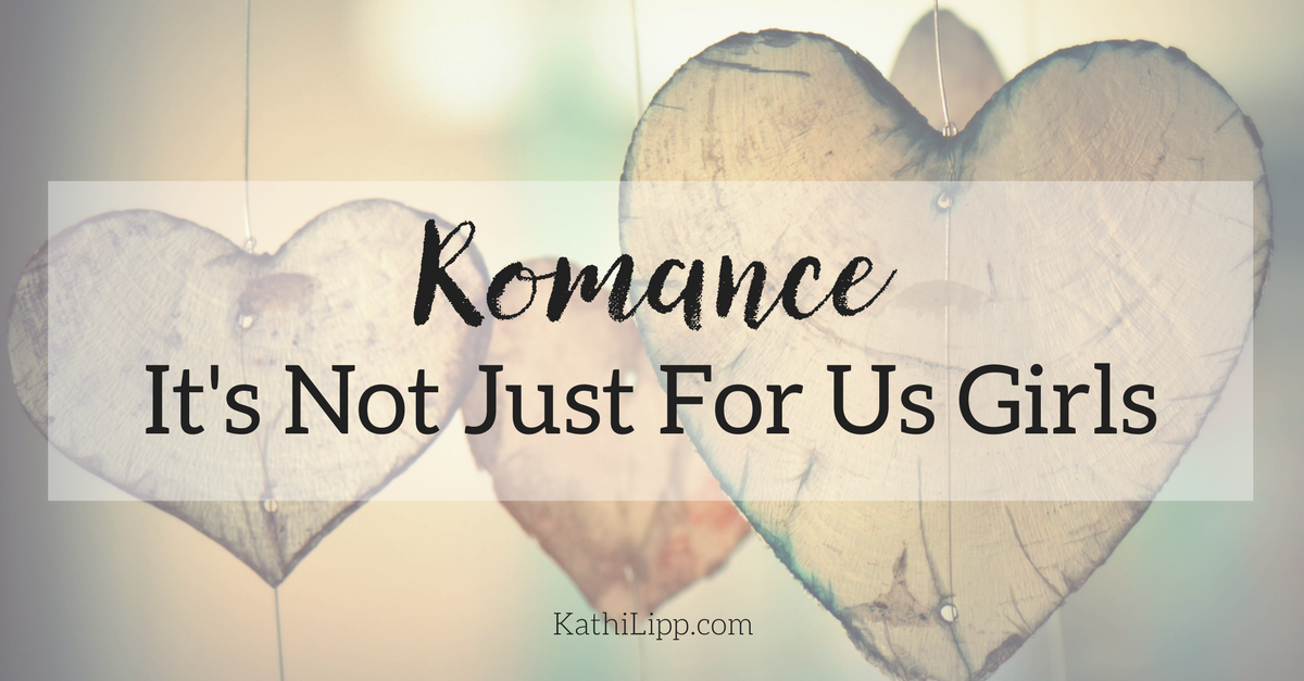 romance not just for girls