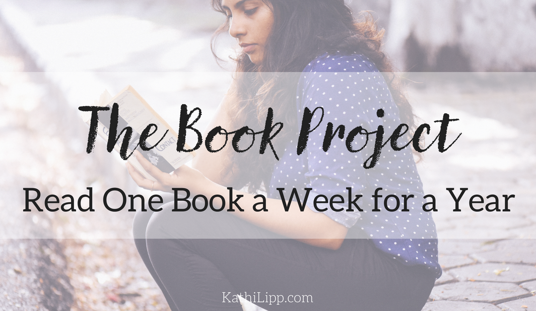 The Book Project: A Challenge for Myself in 2017