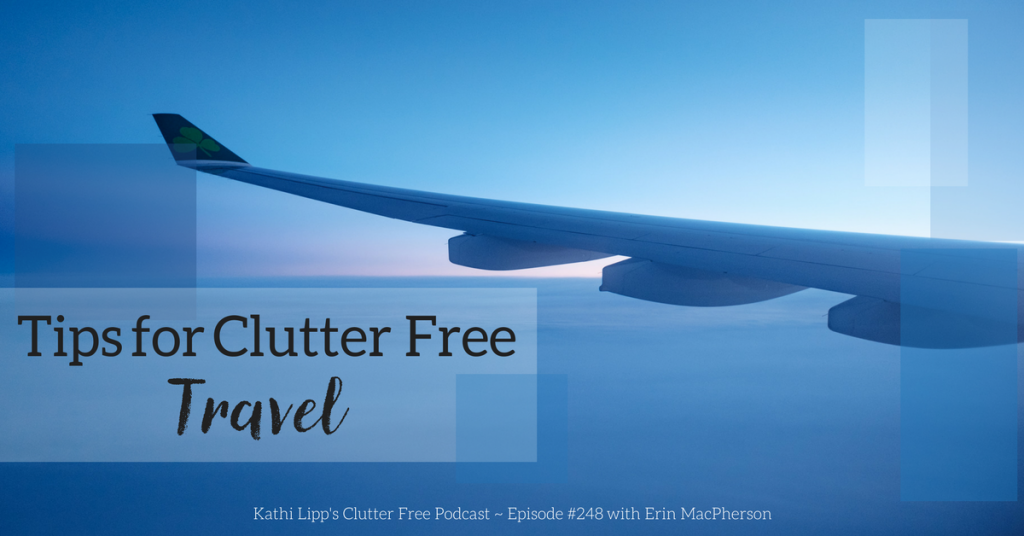 Clutter Free Travel