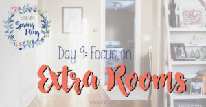 Spring Fling Day #9: Tackle the Extra Room That's Driving You Crazy
