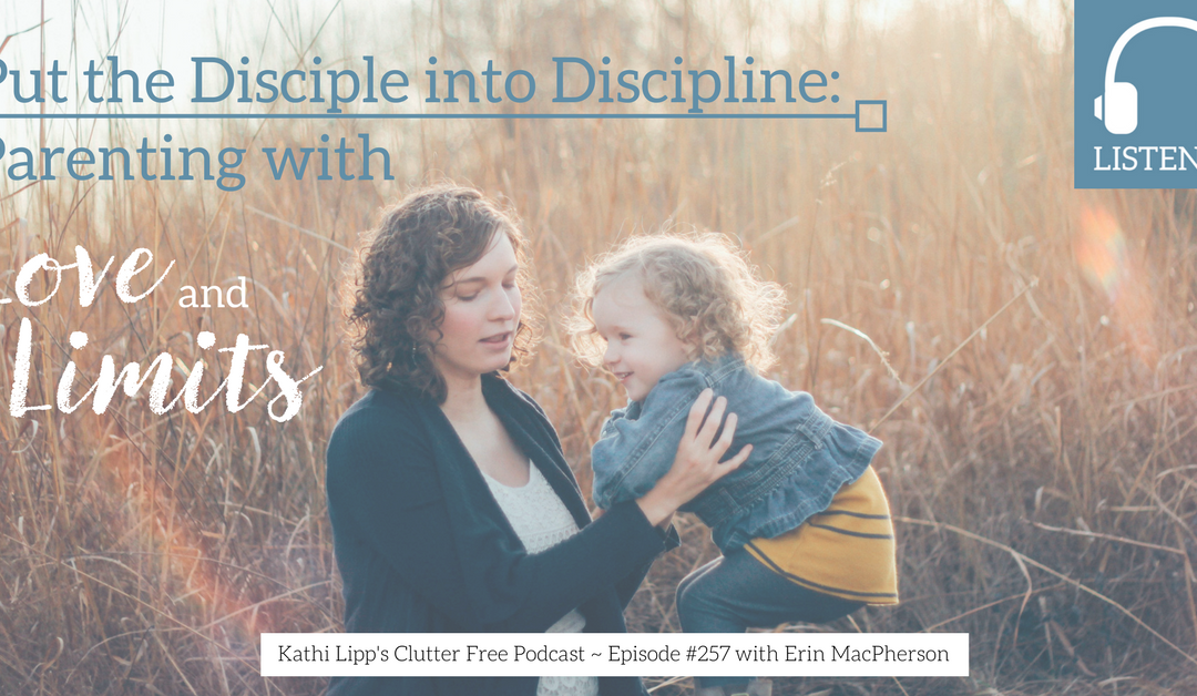 Episode #257: Put the Disciple Into Discipline