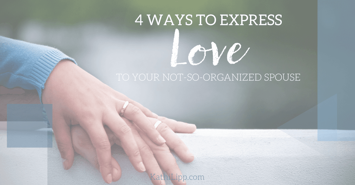 4 Ways to Express Love