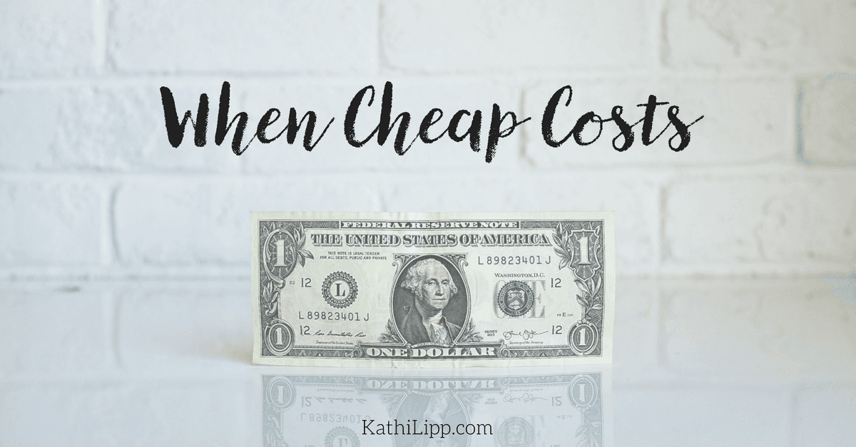 Cheap Costs
