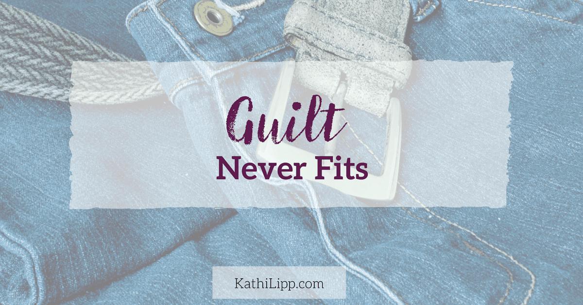 Guilt Never Fits