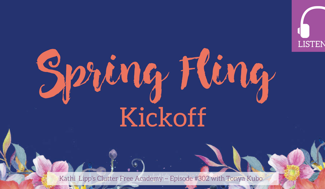 Episode 302- Spring Fling Kickoff