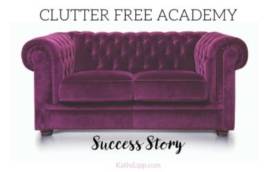Clutter Free Success Story – Grace Church