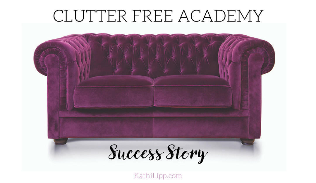 Clutter Free Success Story – Grace Church