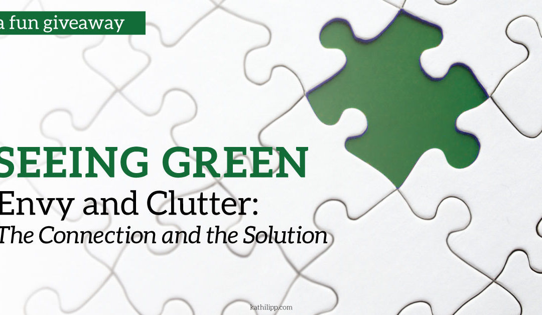 Envy and Clutter: The Connection and the Solution