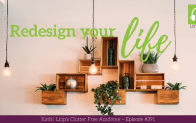 #391: Redesign Your Life