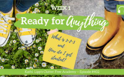 402 Ready for Anything Week 1: What is 3-2-3 and How do I Get Started?