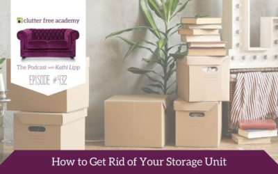 432 How to get rid of your storage Unit