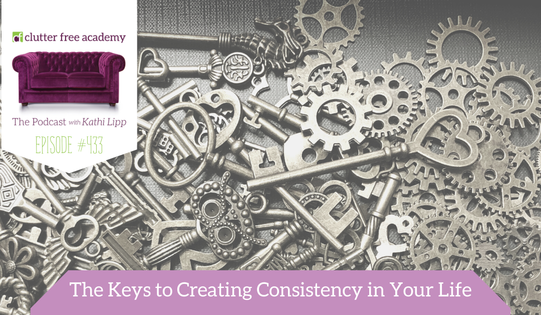 433 Fangirling and the Keys to Creating Consistency in Your Life with Chrystal Evans Hurst