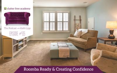 435 Roomba Ready and Creating Confidence Alli Worthington