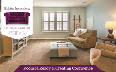 435 Roomba Ready and Creating Confidence Alli Worthington