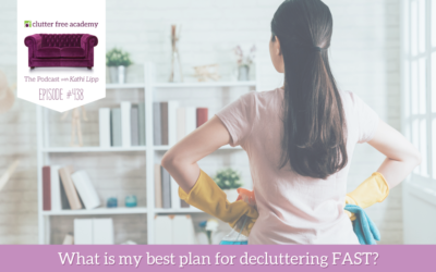 438 Help My In-Laws are Coming What is My Best Plan for Decluttering FAST