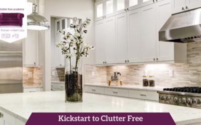 458 Kickstart to Clutter Free
