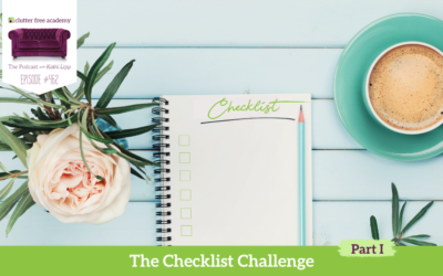 462 The Checklist Challenge Part 1 Questions with Kathi and Kelly