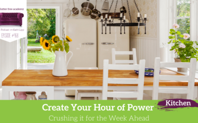 468 Create Your Hour of Power Crushing it for the Week Ahead