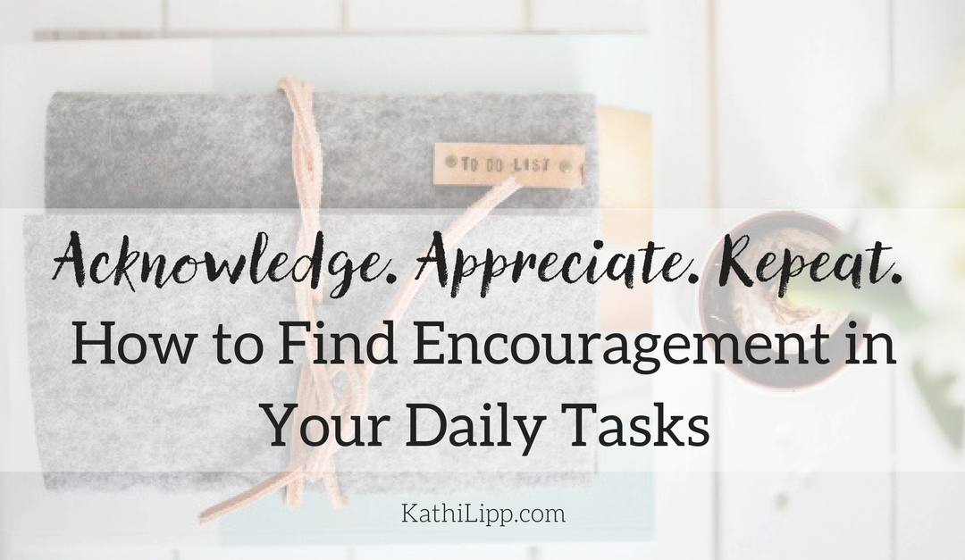 Acknowledge, Appreciate, Repeat with the Acknowledgement Jar
