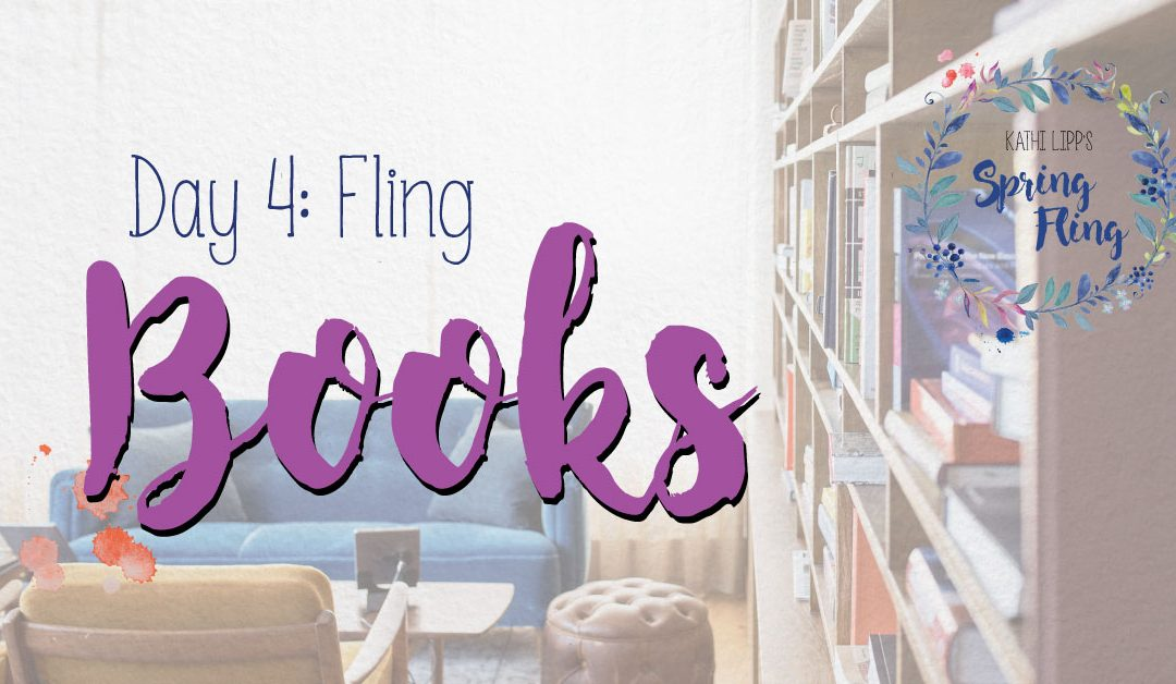 Spring Fling Day #4: Clear Books (And Other Media)